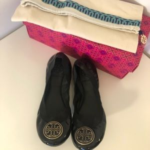 Tory Burch Ballet Flats 6.5 Black